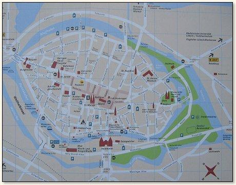 lübeck kart Ragnar i Tyskland lübeck kart